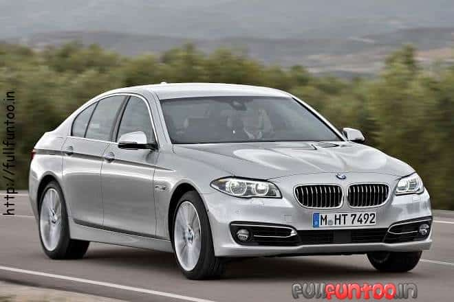 New BMW 520i petrol variant launched